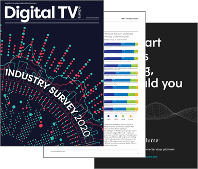 DTVE Industry Survey 2020 - Wi-Fi - the next frontier