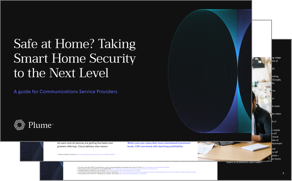 Safe at Home_Taking smart home security to the next level